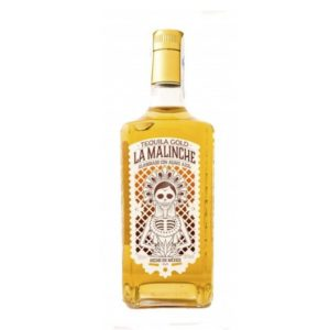 TEQUILA GOLD MALINCHE 70 CL.