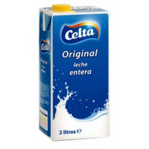 LECHE CELTA ENTERA BRIK 2L